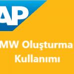 SAP LSMW Oluşturma – SAP Sistemine Toplu Veri Aktarımı