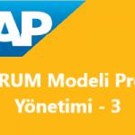 Scrum Modeli Proje Yönetiminde Sprint Yönetimi Konu-3