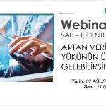 Webinar – Çözümevi ile SAP OpenText