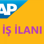İş İlanı – Yetiştirilmek Üzere SAP Destek Müşteri Temsilcisi