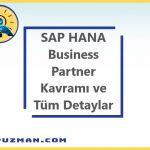SAP 4HANA Sisteminde BP İşlem Kodu ile Satıcı Ana Verisi Yaratma