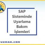 SAP Sisteminde Bir Tablonun Uyarlama View'ı Nasıl Bulunur?