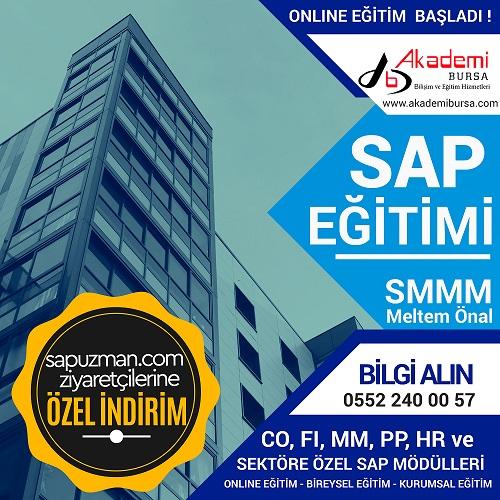SAP Egitim - SAP Kurs